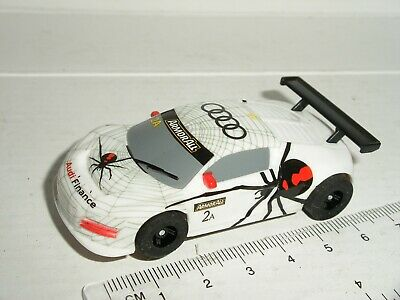 12V MICRO Scalextric - Audi R8 GT3 Spider - Mint Cdn. • 8.50£