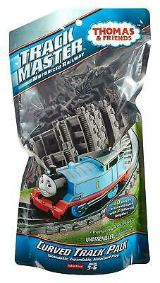 Thomas & Friends Track Master Curved Track Pack 10 Pcs • 11.99£