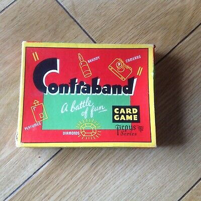 Contraband Card Game By Pepys • 12.50£