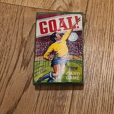 Vintage Pepys Series 2nd Edition Goal Football Card Game - Superb Condition • 7£
