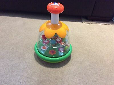 Chicco Spinning Top • 5.99£