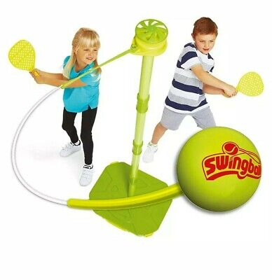 Mookie First All Surface Swing Ball Game Set For The Family - See Description  • 6.99£