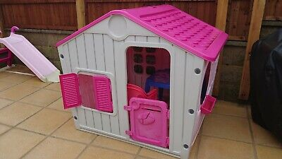 Childrens Plastic Wendy House • 0.99£