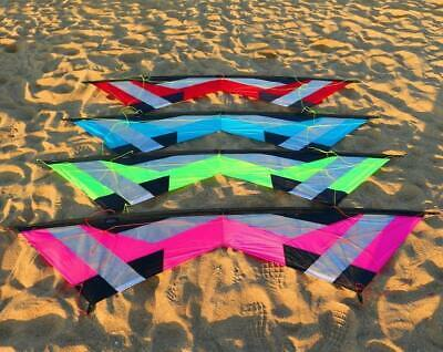 Albatross Colorful Quad Line Kites For Kids And Adults Sport Outdoor Activity • 98.64£