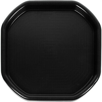 Small Black Tuff Spot Children's Messy Play Tray/SMALL BLACK PLASTIC MIXING TRAY • 15.99£