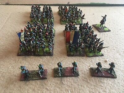 15mm French Napoleonic Infantry Brigade • 120£