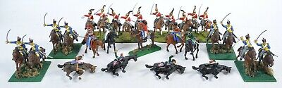 An Impressive Collection Of 1/32 Scale Napoleonic War Plastic Soldiers • 65£