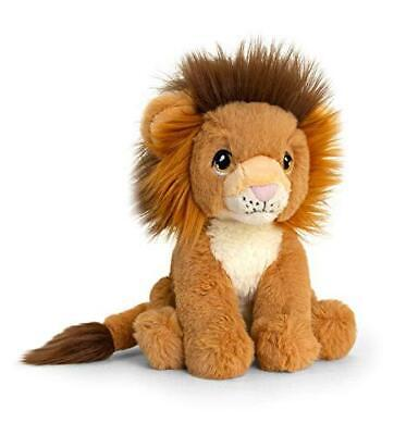 Keel Toys Keeleco Lion Soft Toy 18cm 100% Recycled • 9.99£