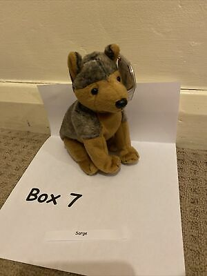 TY Beanie Baby - Sarge • 2£