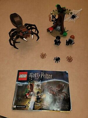 Lego Harry Potter Aragog's Lair 75950. Good Condition, Hardly Used. • 3.70£