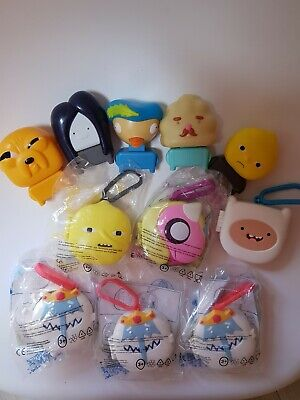 Mcdonalds Happy Meal Adventure Time Toy Bundle X11 • 10£