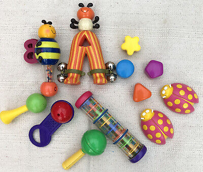 Kids Childrens Musical Instrument Bundle Percussion • 3.50£