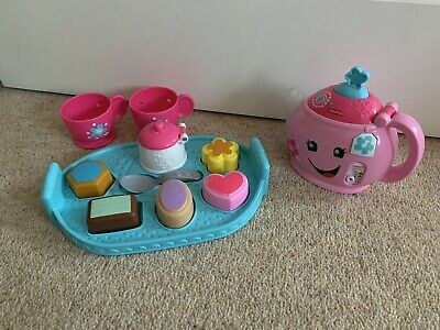 Fisher-Price Laugh & Learn Sweet Manners Tea Set • 5.50£
