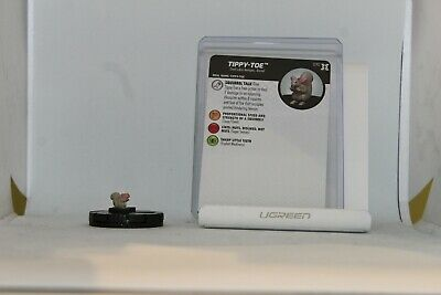 Wizkids Marvel Heroclix Deadpool & X-Force 010 Tippy-Toe Common With Card • 0.50£