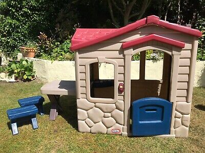 Little Tikes Playhouse, Good Condition. • 0.99£