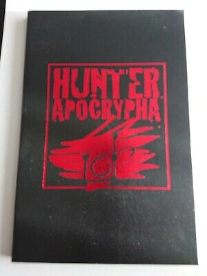 Hunter Apocrypha - The Reckoning White Wolf World Of Darkness Rpg Roleplaying Ww • 21.99£
