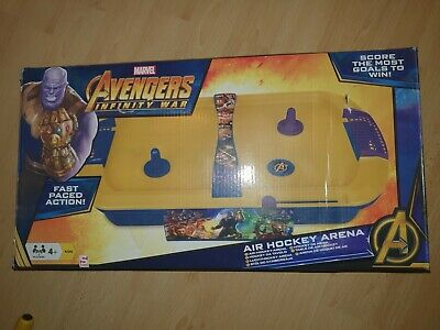 Marvel Avengers Infinity War Air Hockey Arena Game  • 3£