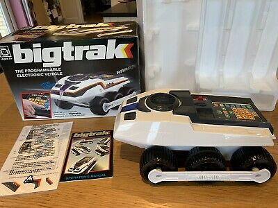 Bigtrak Big Trak - Re-issue - Boxed & Fully Working • 7.50£