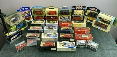 Small Vintage Collection Of Car Models In Boxes Lledo / Corgi /Days Gone & More  • 5.50£