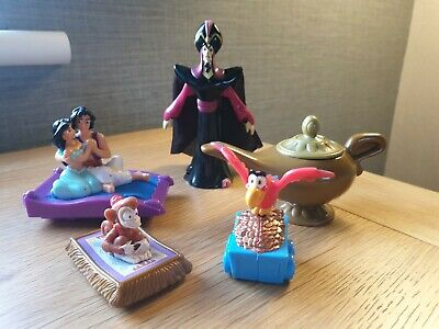 Mcdonald's Disney  Aladdin Collection Bundle Vintage Toys • 1.99£