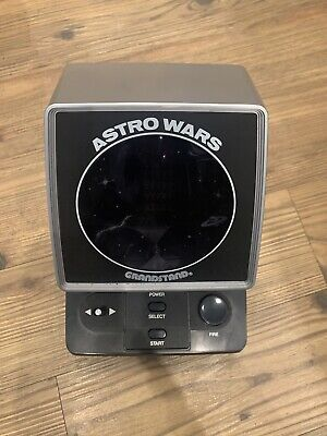 Vintage Astro Wars Grandstand Electric Table Top Game 1981 • 35£