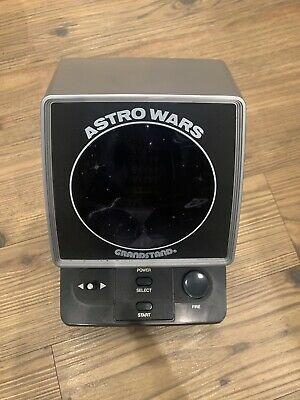 Vintage Astro Wars Grandstand Electric Table Top Game 1981 • 52£