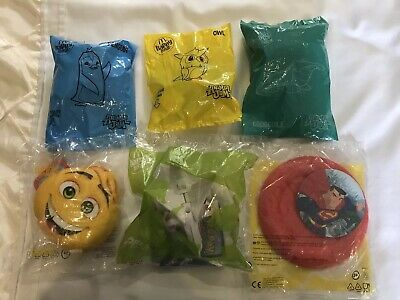 Happy Meal Toys  • 4£