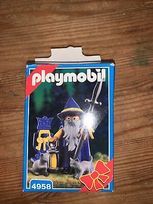 Playmobil 4958 Magic Gnome • 20£