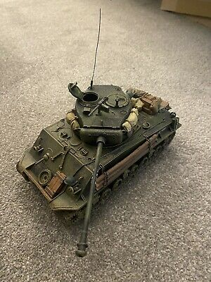 King And Country Ww2 Dd279 American M4 Sherman • 130£