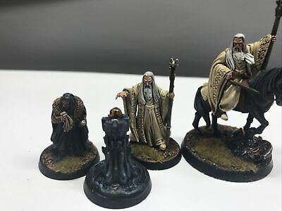 M-E SBG: SARUMAN THE WHITE & GRIMA Games Workshop 20% Off UK Rrp • 25£