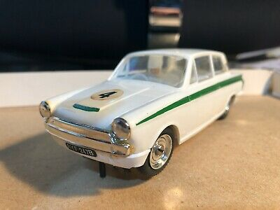 Airfix Lotus Cortina Slot Car Excellent Condition Hardly Used • 49.99£