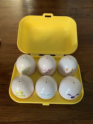 TOMY Hide And Squeak Eggs Activity Toy (E1581) Preloved • 6.50£