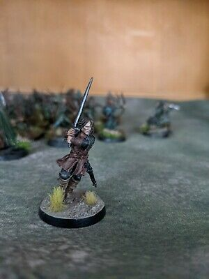 Aragorn - Well Painted Lotr Warhammer • 2.50£