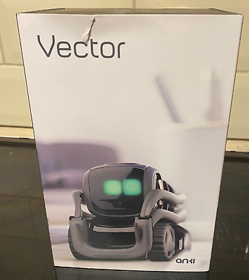 Vector Robot By Anki - Voice Controlled AI Robotic Companion With Accessories • 220£