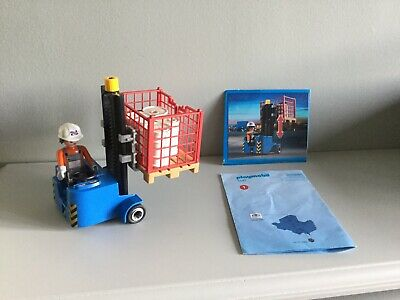 Play Mobil City Action Forklift Truck • 6.50£