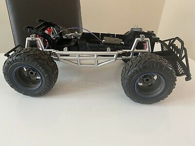 New Bright Rc Chassis From 1/8 Raptor • 0.99£