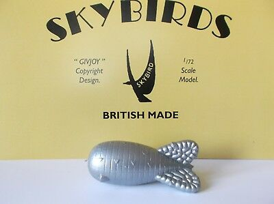 Skybirds Models.  Barrage Balloon.  Reproduction Britains Lilliput. • 22.50£