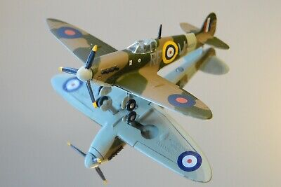 Dinky Spitfire 719 With Working Propeller • 25.50£