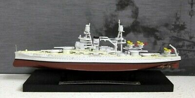 DeAgostini 1/1250 Scale Warship Collection USS Pennsylvania Model Ship + Plinth • 14.99£