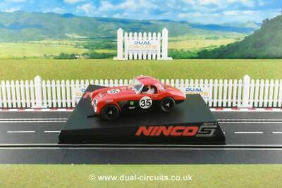 Ninco 50608 Austin Healey Hard Top #35 Red/Black. Brand New, Unrun, Mint & Boxed • 41.95£