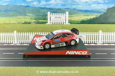 Ninco 50469 Ford Focus WRC Munchis 07. Brand New, Unrun, Mint & Boxed • 32.95£