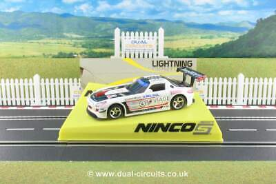 Ninco 50578 Mercedes SLS GT3 #4 Viage Lightning. Brand New, Unrun, Mint & Boxed • 42.95£