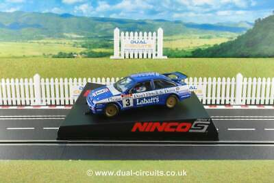 Ninco 50635 BTCC Ford Sierra Labatt's #3. Brand New, Unrun, Mint And Boxed • 36.95£