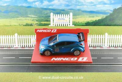 Ninco 55001 Chevrolet WTCC - Blue. Brand New, Unrun, Mint And Boxed • 24.95£
