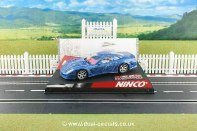 Ninco 50248 Corvette C12 ArtCar Limited Edition. Brand New, Unrun, Mint & Boxed • 36.95£