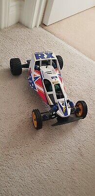 Tamiya Vintage Fighter Buggy RX RC Buggy 58184 Rolling Chassis • 60£