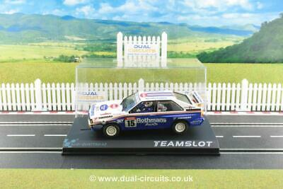 Team Slot 12304 Audi Quattro A2 Ypres24 '86. Brand New, Mint And Boxed • 39.95£