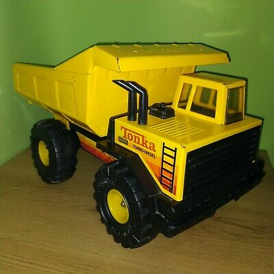 ⚡make An Offer!!⚡ 3901 Tonka Mighty Dump Truck - Tipper - Late 80s / Early 90s • 190£