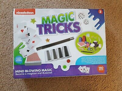 Nickelodeon Magic Tricks Set • 2.99£