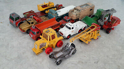 Collection Of Matchbox King Size, Super Kings Etc • 3.99£